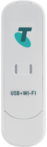 Telstra Prepaid USB + WiFi MF70
