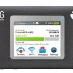 Wi-Fi 4G Advanced Modem