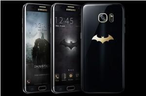 Batman Galaxy S7 Edge
