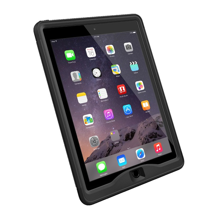 LifeProof Nuud Case For iPad Air 2 Black