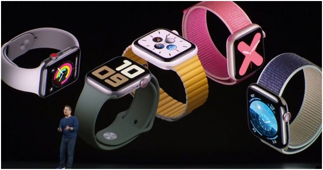 Apple Watch 5 Launch