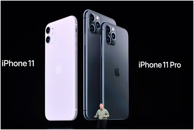 iPhone 11 Pro And iPhone 11 Presentation At Launch