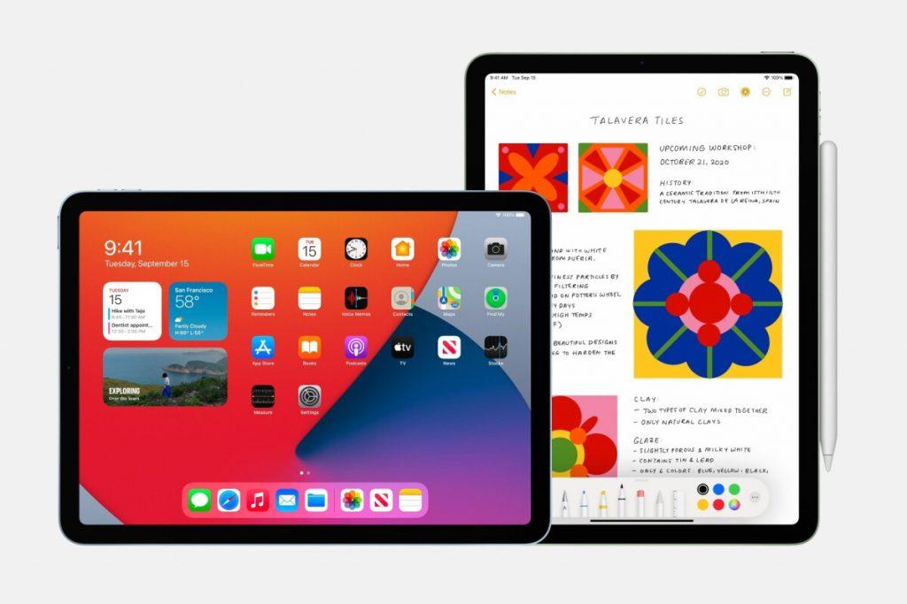 Apple Announces iPad Air 4 And iPad 8th Gen