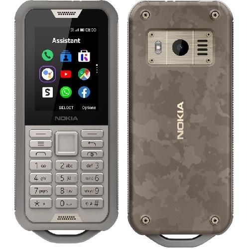 Nokia 800 Tough Sand