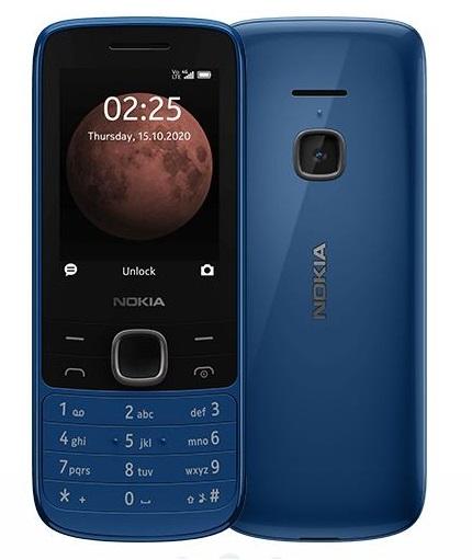Nokia 225 4G Blue