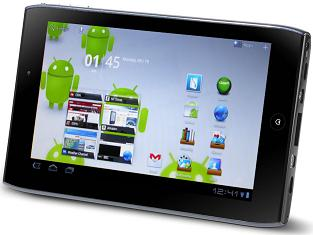 Acer Iconia Tab A100 and A101 Accessories