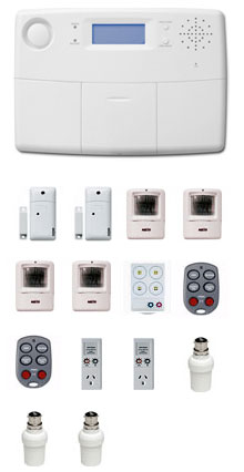 Ultimate Wireless Security System - 13 Piece