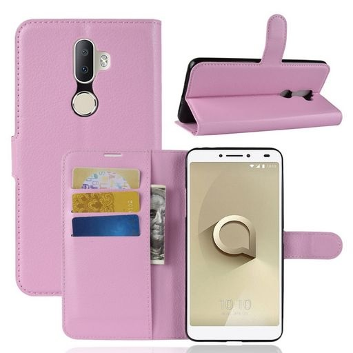 TelstraSuperior PU Leather Case Pink