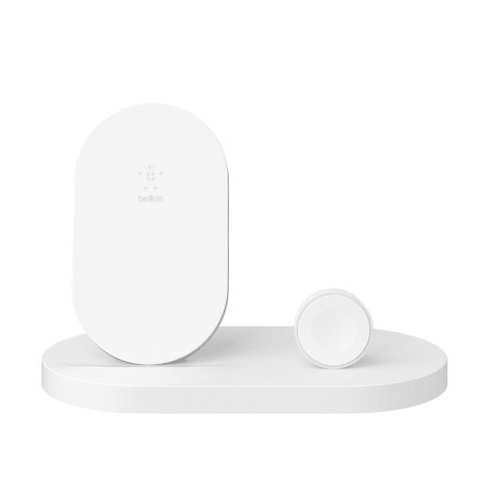 Belkin BOOSTUP Wireless Charging Dock White