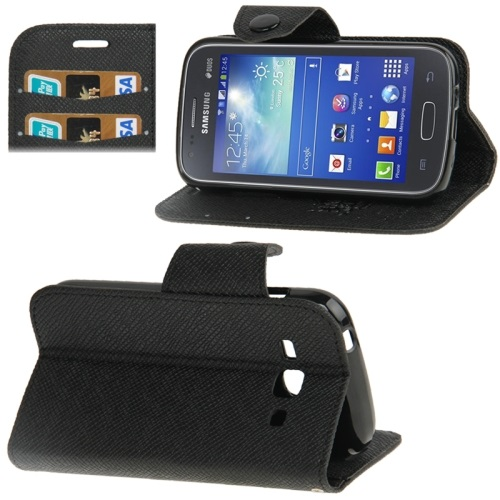 Samsung Galaxy Ace 3 PU Leather Case