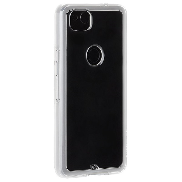 Case-Mate Naked Tough Case suits Google Pixel 2 Clear