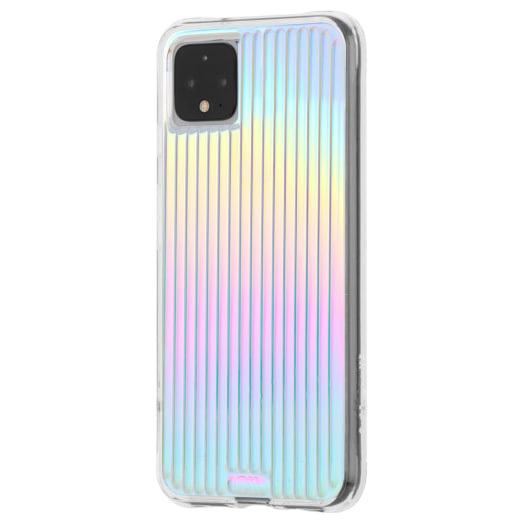 Case-Mate Tough Groove Iridescent Case For Google Pixel 4XL