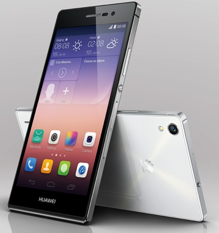 Huawei Ascend P7 Accessories