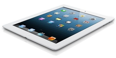 iPad With Retina Display 4th Gen