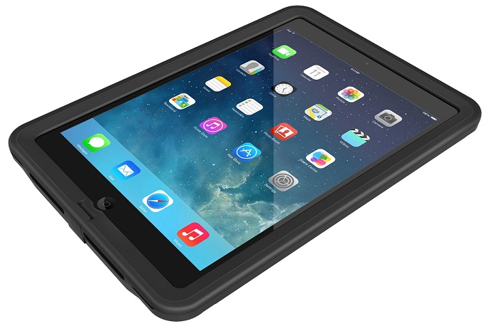 LifeProof Fre Case For iPad Air Black