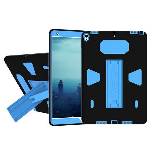 iPad Air 3 (2019) Tough Case Black And Blue