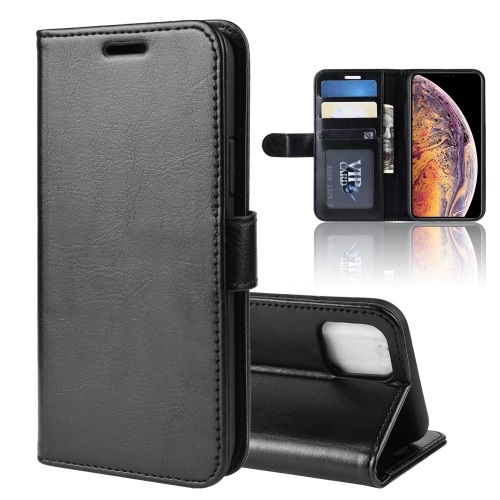 Wallet Case For iPhone 11 Pro Max Black