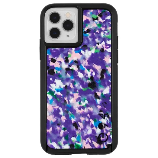 Case-Mate Eco Reworked Case For iPhone 11 Pro Max Purple Rain
