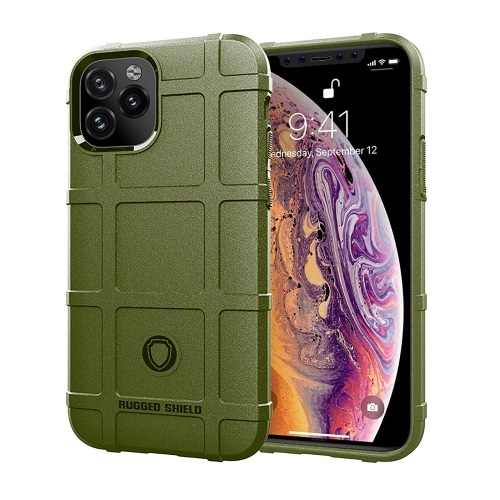 Tough Case For iPhone 11 Pro Army Green