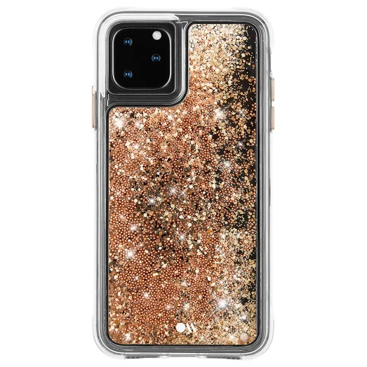 Case-Mate Waterfall Case Gold For iPhone 11 Pro Max