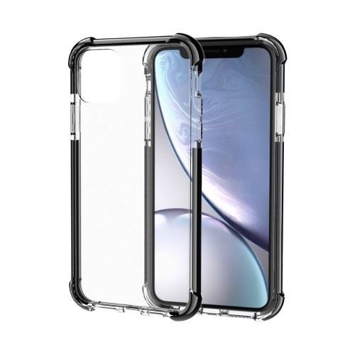 Shockproof TPU And Acrylic Protective Case For iPhone 11 Black