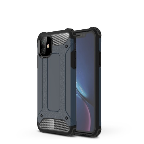 TPU Case For iPhone 11 Navy Blue