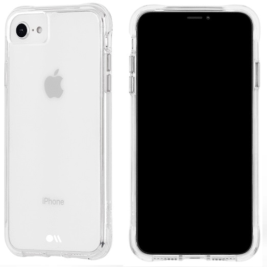 Case-Mate Tough Clear Case For iPhone 8/7/6/6S/SE