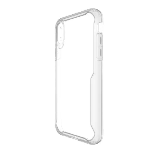 Cleanskin ProTech PC/TPU Case suits iPhone XR Clear