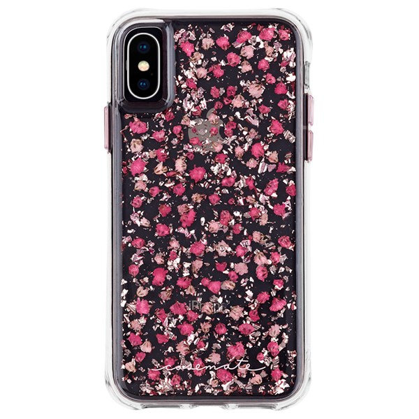 Case-Mate Karat Petals Street Case suits iPhone Xs Max Ditsy Flowers