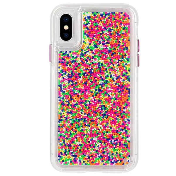 Case-Mate Sprinkles Street Case suits iPhone X And Xs Multi