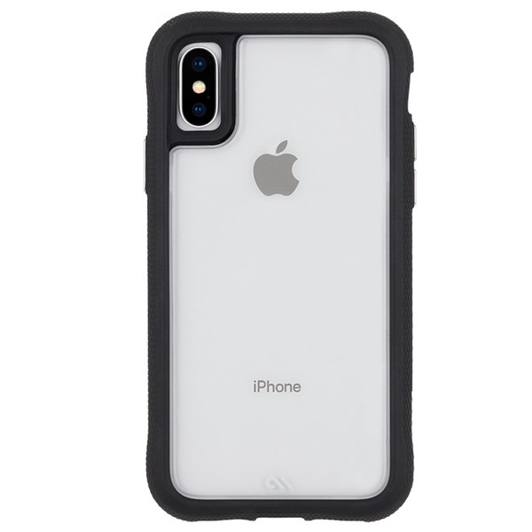 Case-Mate Translucent Protection Case suits iPhone Xs Max Clear And Black