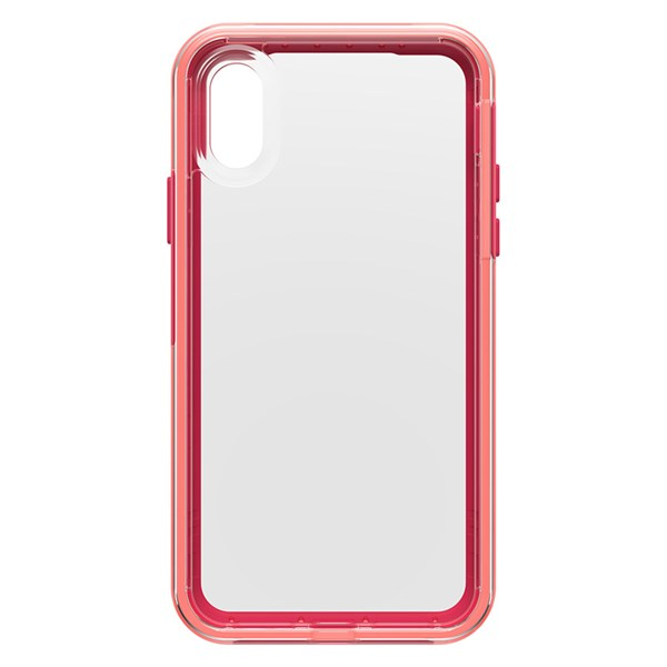 LifeProof Slam Case suits iPhone X And XS Coral Sunset