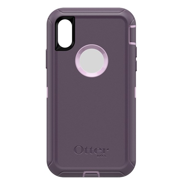 OtterBox Defender Case suits iPhone X And XS Purple Nebula