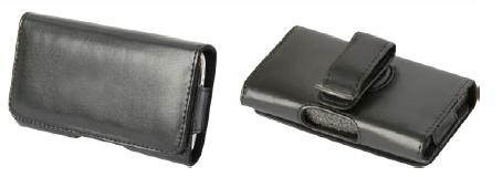 Apple iPhone 3G and 3GS Side Leather Pouch