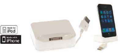 Apple iPhone 3G and 3GS USB Docking Charger