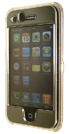 Apple iPhone 3GS Clear Phone Shell