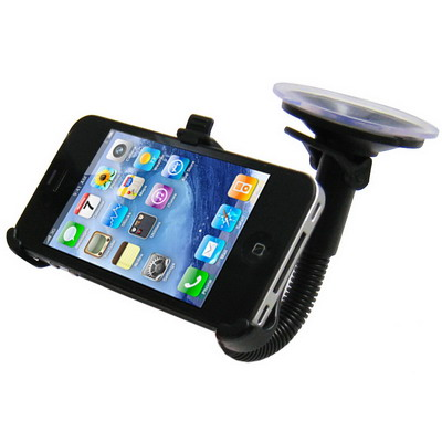 Apple iPhone 4 Car Cradle Windscreen Mountable