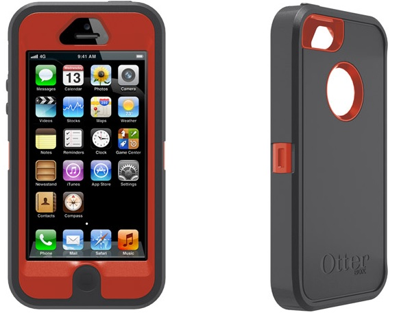 iPhone 5 And iPhone 5S Otterbox Cases