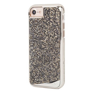 Case-Mate Brilliance Case suits iPhone 6/6S/7/8 Champagne