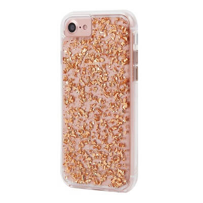 Case-Mate Karat Case Rose Gold/Cear