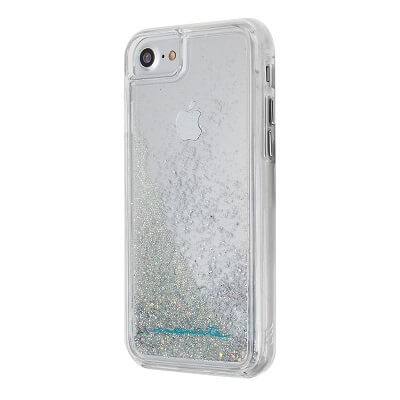 iPhone 7 Case-Mate Naked Tough Waterfall Case Iridescent Diamond