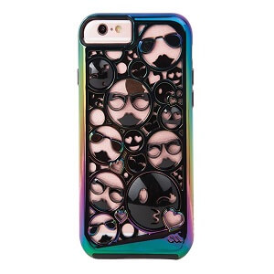 Case-Mate Tough Layers Case suits iPhone 6/6S/7/8 Emoji