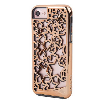 Case-Mate Tough Layers Case suits iPhone 6/6S/7/8 Stars