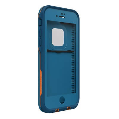 LifeProof Fre Case For iPhone 7 Plus For Cowabunga Blue/Wave Crash/Mango Tango
