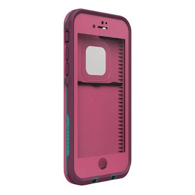 LifeProof Fre Case For iPhone 7 Plus Grape Riot/Plum/Light Teal Blue
