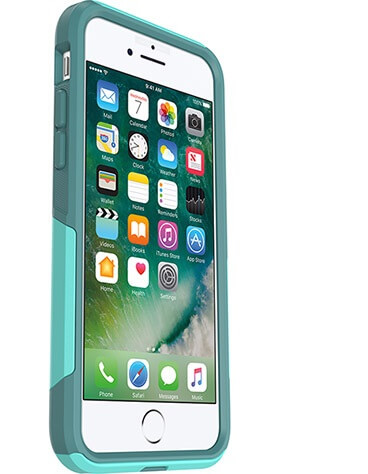 OtterBox Commuter Case suits iPhone 7 Plus Aqua/Mint