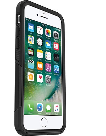 OtterBox Commuter Case suits iPhone 7 Plus Black