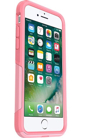 iPhone 7 OtterBox Commuter Case Rosemarine/Pink