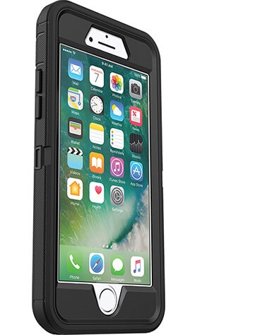 iPhone 7 OtterBox Defender Case Black