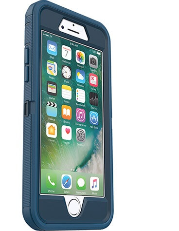 OtterBox Defender Case suits iPhone 7 Plus Blazer Blue/Sea Blue